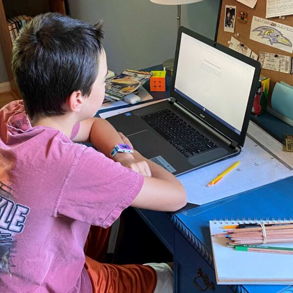 New archdiocesan online learning program helps stave off 'summer slide'