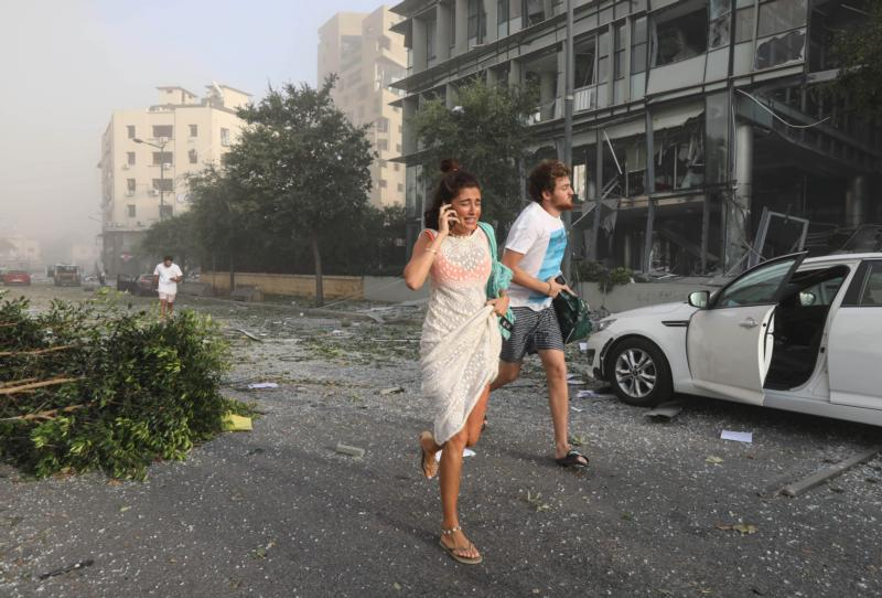 Explosion in Beirut adds suffering to Lebanon's dire situation
