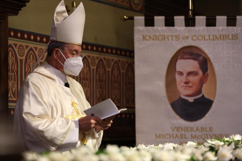 Knights pilgrimage center will focus on founder's spirituality, charity