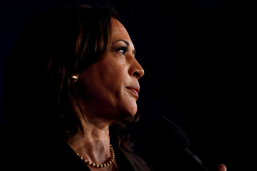 Black Catholics laud Harris pick; others scrutinize past record
