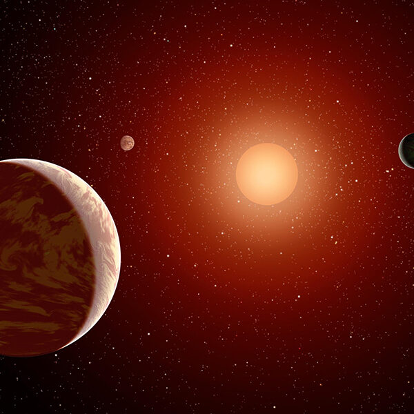 Can ET call anyone? Jesuit astronomer studies intragalactic possibilities