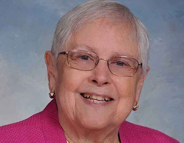 Sister Dorothy Franz, O.S.F., served in Baltimore Archdiocese for 58 years