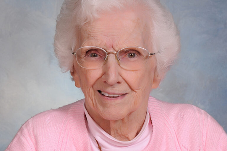 Sister Bernard Helene McGuire