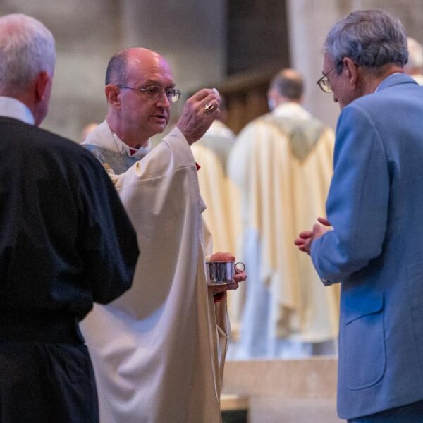 Marrying an 'anti-Catholic'/ How 'extraordinary' should ministers be?