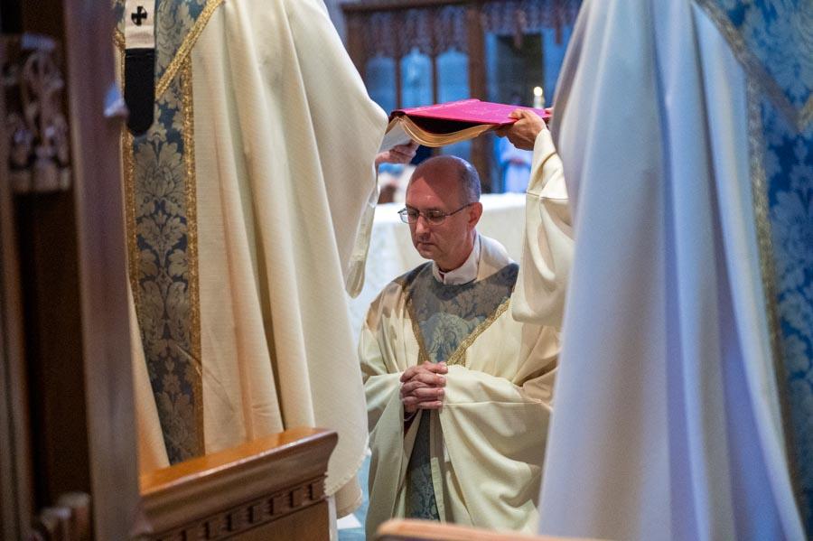 Ordination Mass for Bishop Lewandowski recalls Redemptorist saints