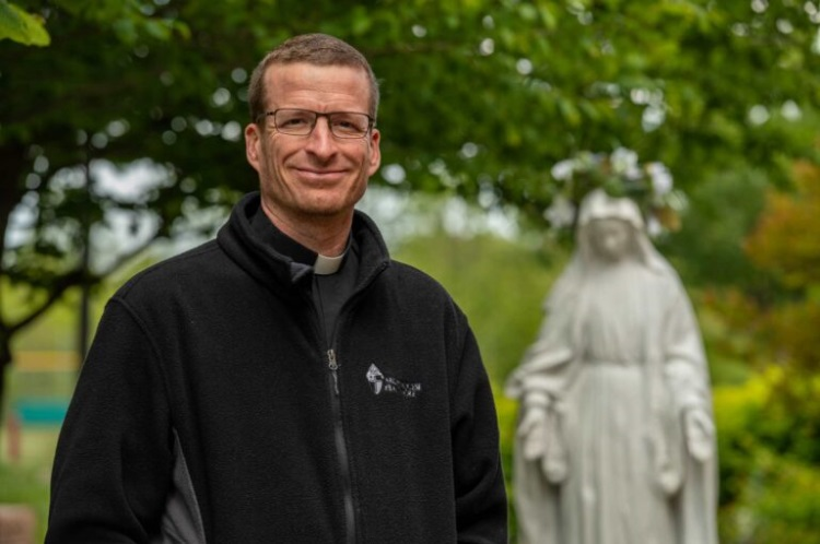 Having it all, for Deacon Smith, meant vocation to priesthood
