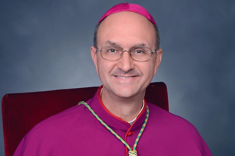 Bishop Bruce A. Lewandowski, C.Ss.R.,