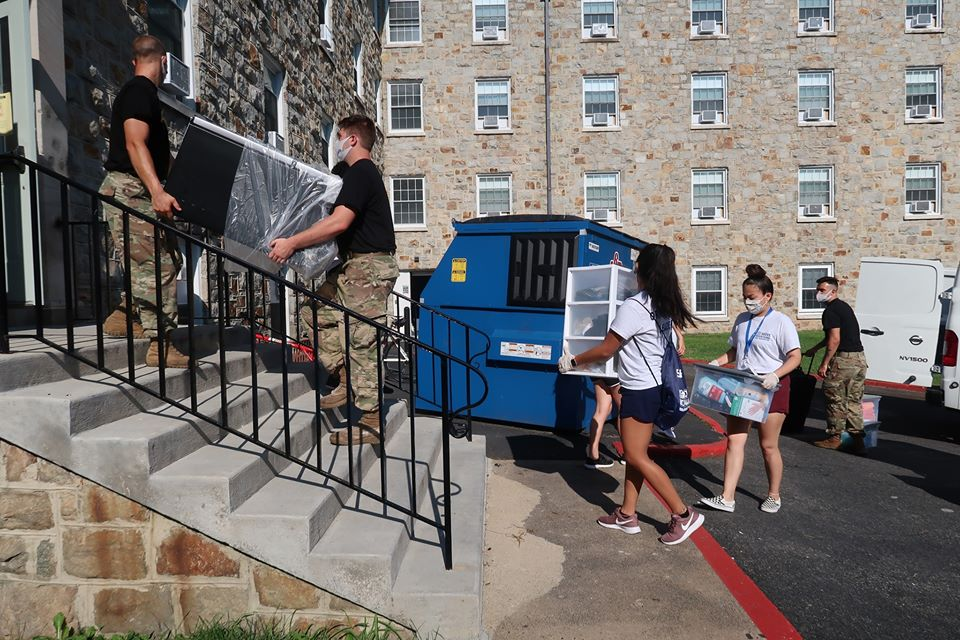 Mount St. Mary's staying open for fall semester