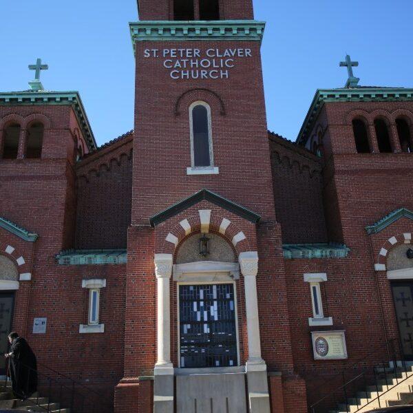 Archbishop William E. Lori celebrates special Mass in honor of St. Peter Claver