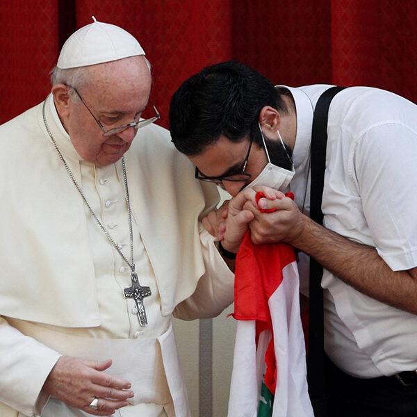 Pope calls for day of prayer, fasting for Lebanon