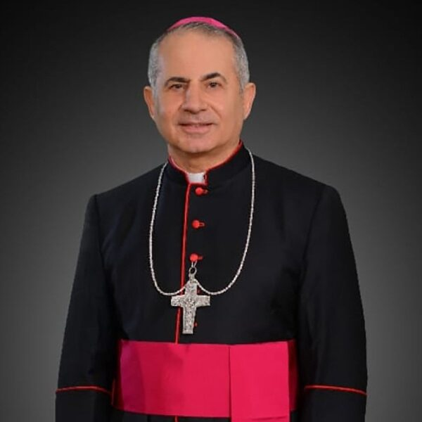 Iraqi archbishop who saved ancient manuscripts nominated for EU prize