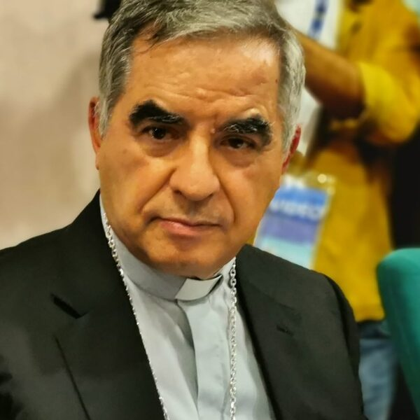 Reports: Analyst linked to Cardinal Becciu is arrested