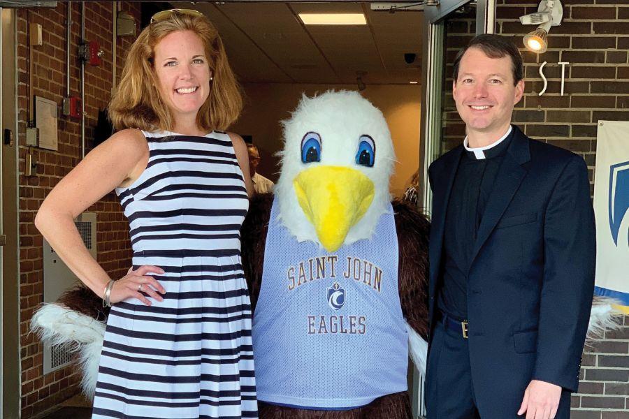 Severna Park school sustains Catholic identity through pandemic