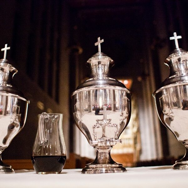 Watch the 7:30 p.m. livestream of the Chrism Mass here