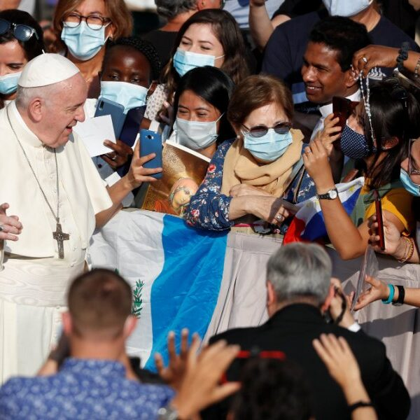 Creation must be protected, not exploited, pope says at audience