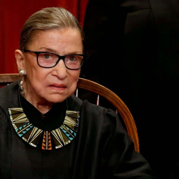 Ruth Bader Ginsburg is remembered as 'jurist of historic stature'
