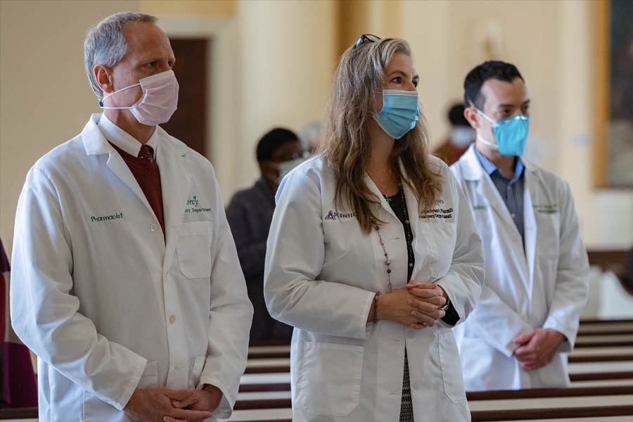Messages of White Mass amplified in Baltimore Archdiocese during pandemic
