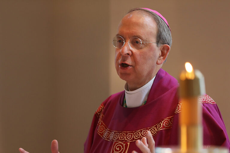 Baltimore Archbishop William E. Lori