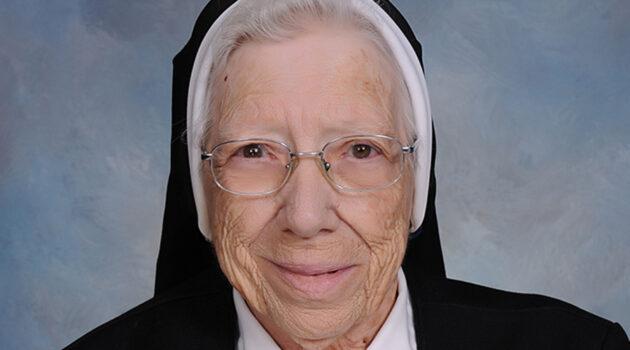 Sister Margaret St. John Brocato