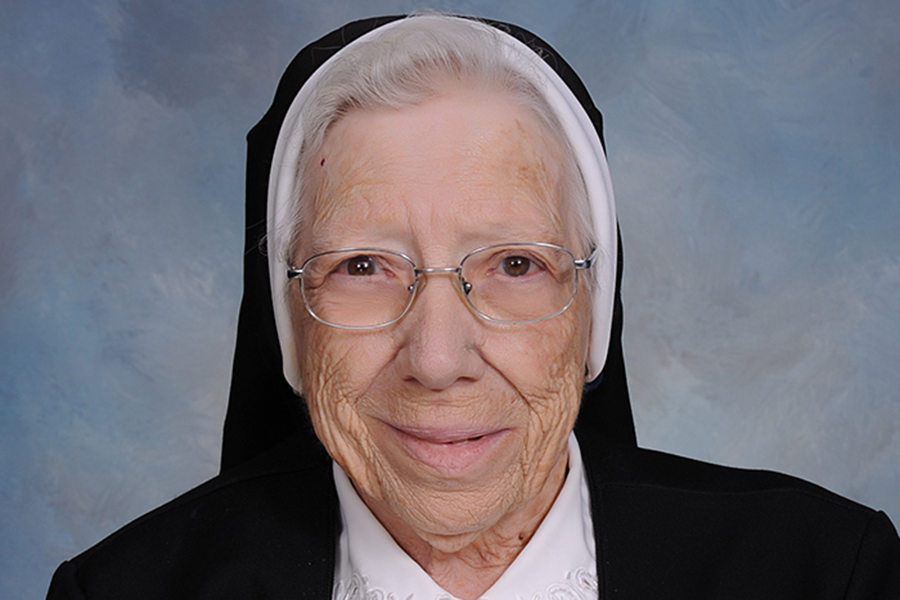 Sister Margaret St. John Brocato, OSF, taught 32 years in Baltimore Archdiocese