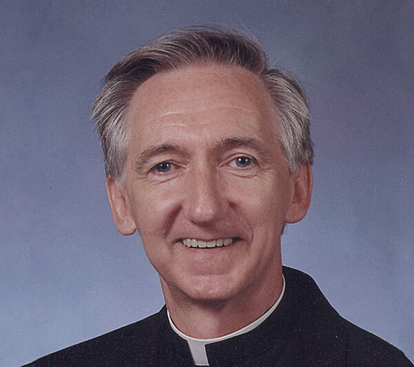 Father Diehl's ministry ranged from Howard County parish to papal visit commentary