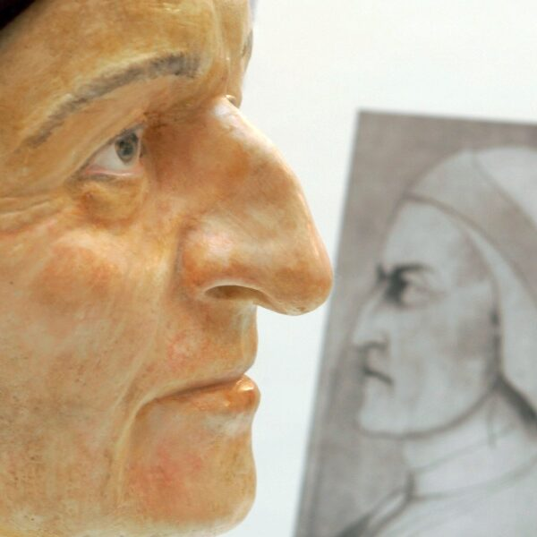 Dante a 'prophet of hope' for the world, pope says