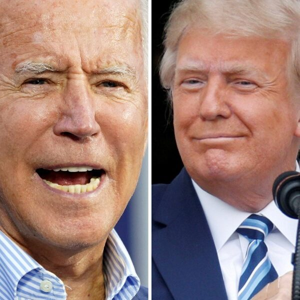 Poll: Trump lead wanes with white Catholics; Biden has wide edge with Latinos