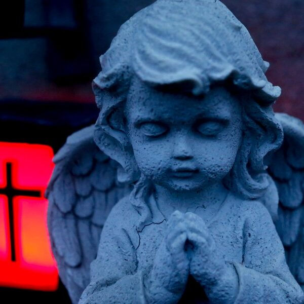 Let your angels do their jobs