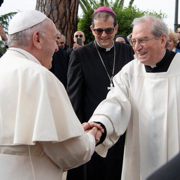 Italian cardinal-designate says he's simply a pastor