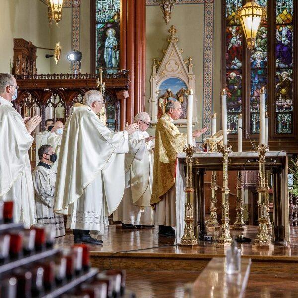 Archbishop Lori says Blessed McGivney, as parish priest, embodied beatitudes