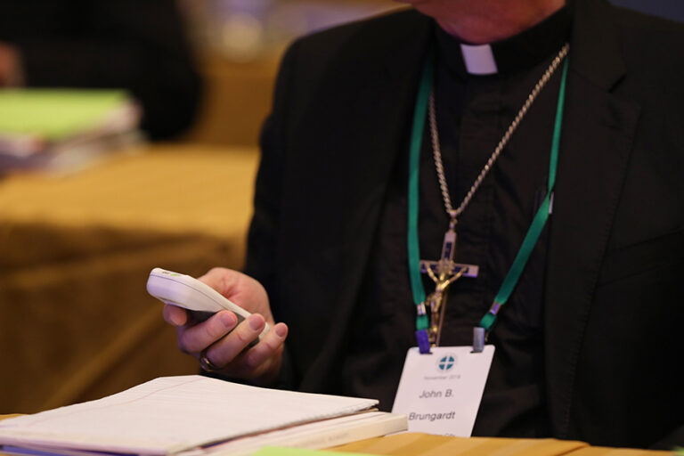 The fall general assembly of the U.S. Conference of Catholic Bishops.
