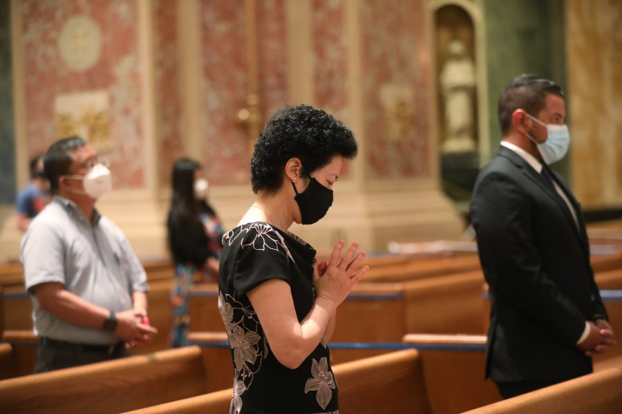 Bishops encouraged to continue response to pandemic, racism, abuse
