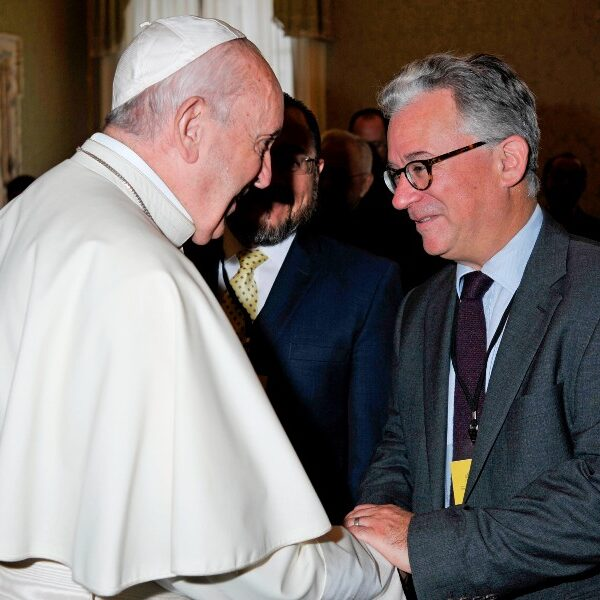 Pope, in new book, talks about personal 'lockdowns' that changed his life