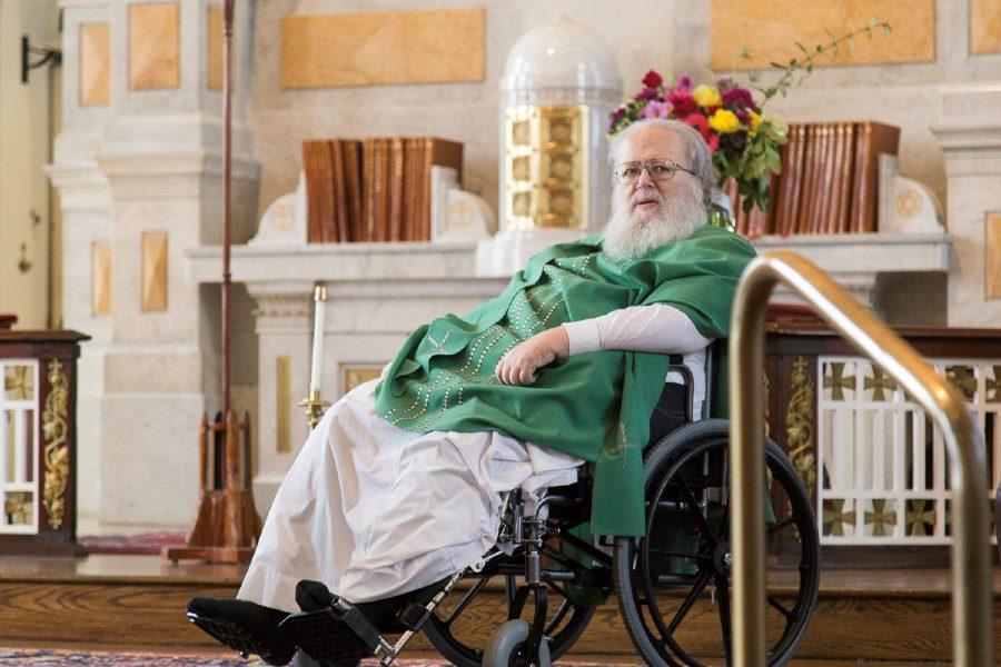 St. Vincent de Paul Parish, archdiocese mourn death of Father Lawrence