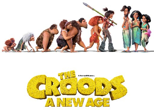Movie Review: 'The Croods: A New Age'