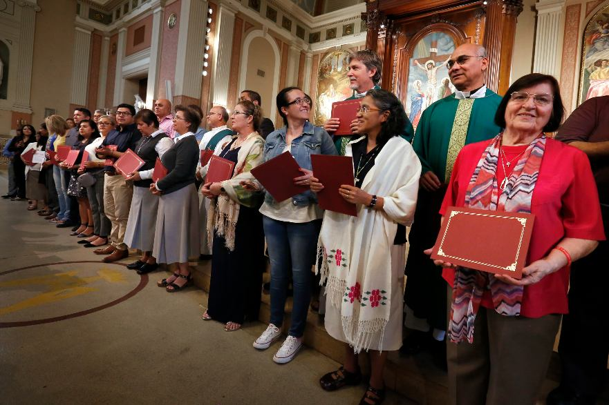 'Pastoral Migratoria' will bring social justice and community service training to four parishes