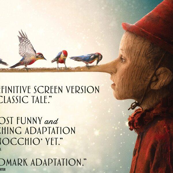 Movie Review: 'Pinocchio'