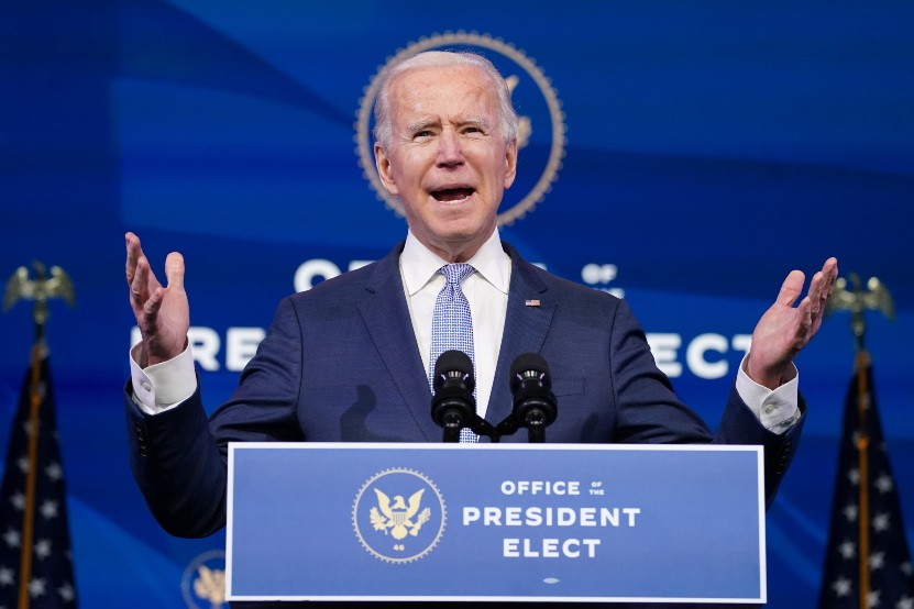 President Biden's top priority must be healing