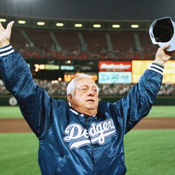 Tommy Lasorda, baseball lifer and Hall of Fame manager, dies at 93