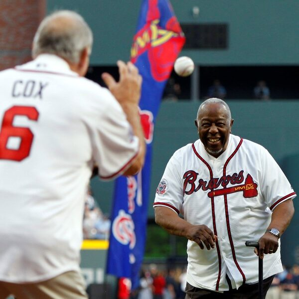 Home run king Hank Aaron overcame racism to excel on and off the field