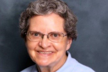 Sister Jeanne Filor, D.C., worked in health care in Baltimore Archdiocese