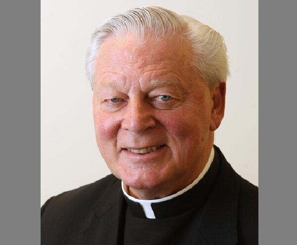 Father Bonadio, Sulpician known for pastoral warmth, dies at 83