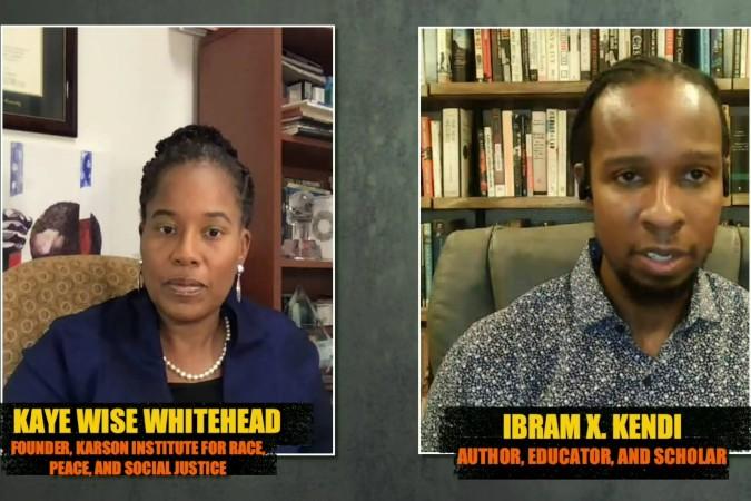Ibram X. Kendi speaks on antiracism at annual Loyola University MLK Convocation