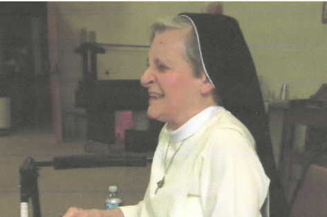 Sister Marie Dolores Beck dies at 85