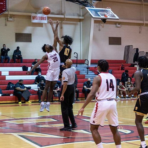 St. Frances Academy rolls at Spalding as BCL basketball returns