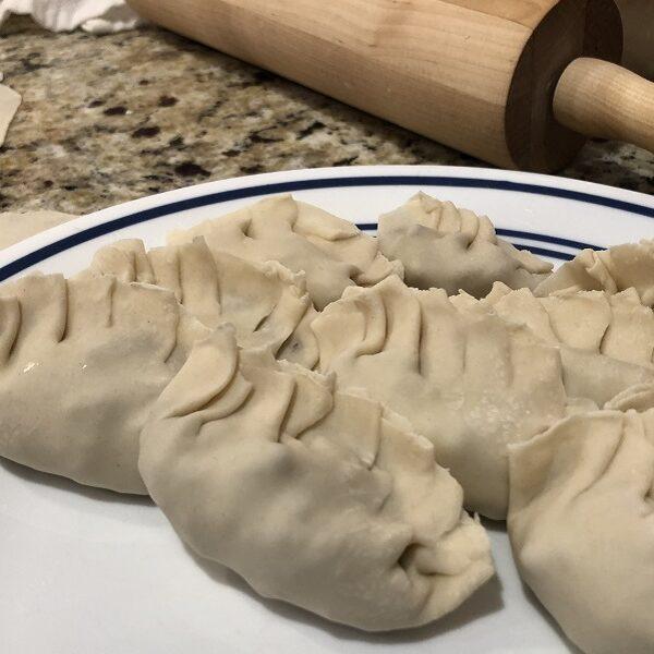Xin Nian Kuai Le! A Chinese dumpling recipe