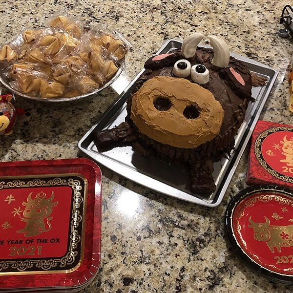 Our Chinese New Year festivities and other highlights from the week (7 Quick Takes)
