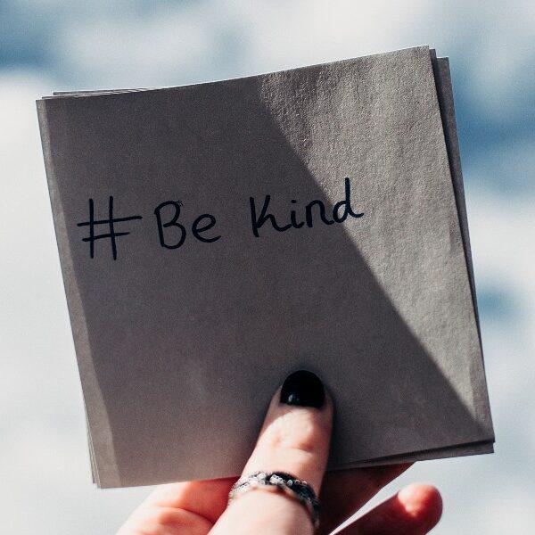 Kindness over violence