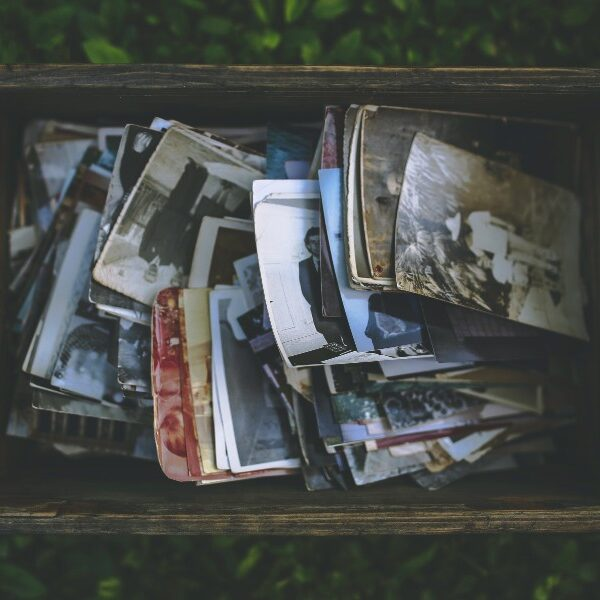 Picture this: Decluttering photo collection, holding on to memories