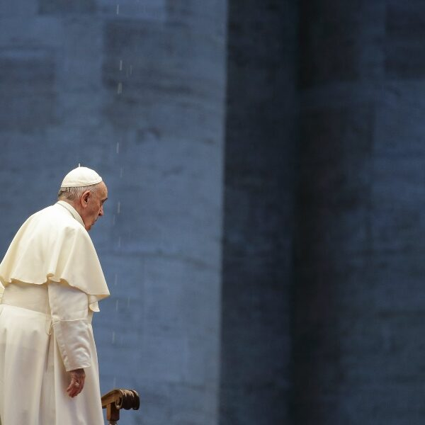In interview, pope says he will remain in Rome until death